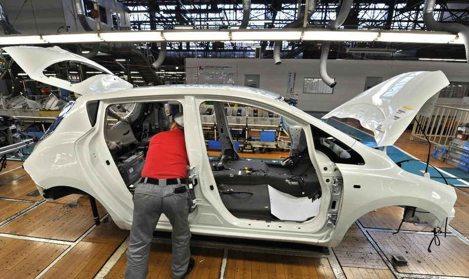 Just In Time' Manufacturing Tested By Japan Crisis | WBUR News
