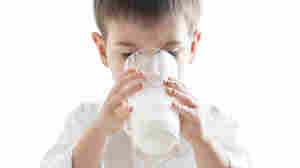 Pricey Asthma Drug Shows Potential In Easing Children's Milk Allergies