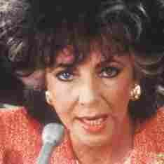 Elizabeth Taylor: An AIDS Activist To Remember