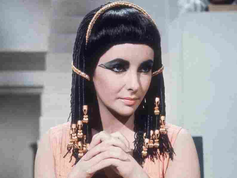 Elizabeth Taylor's 1963 portrayal of the Egyptian queen Cleopatra drew scrutiny from black audiences who thought the role should have been played by an actress of color.