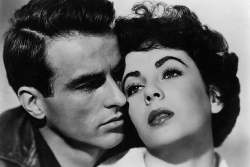 Roddy Mcdowall And Elizabeth Taylor Hollywood Legend Elizabeth
