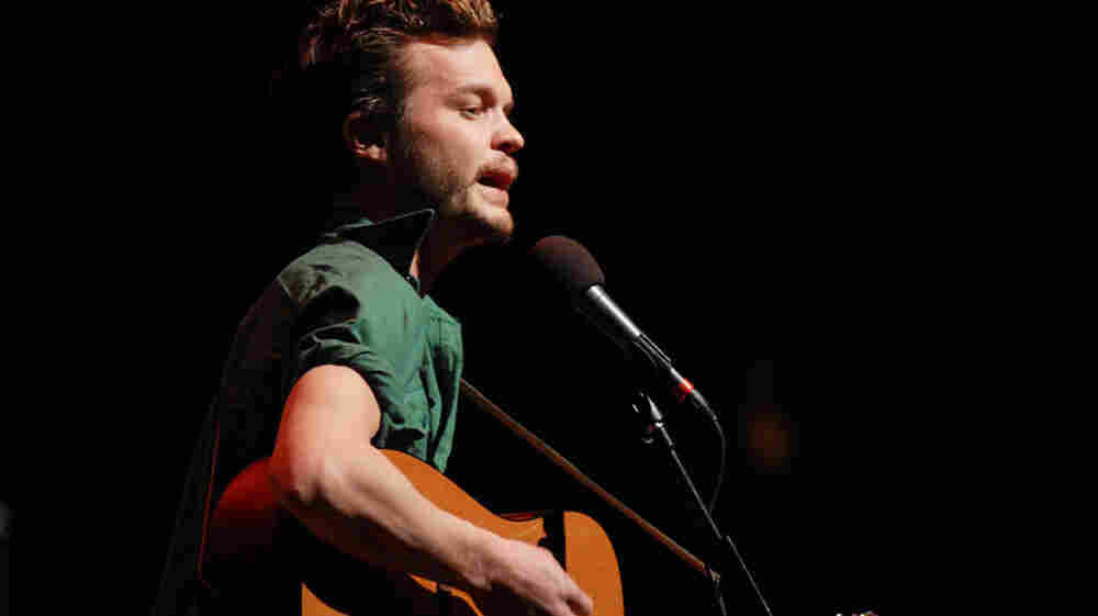 Tallest Man On Earth performed on Mountain Stage.