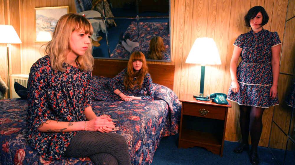 First Listen: Vivian Girls, 'Share The Joy'
