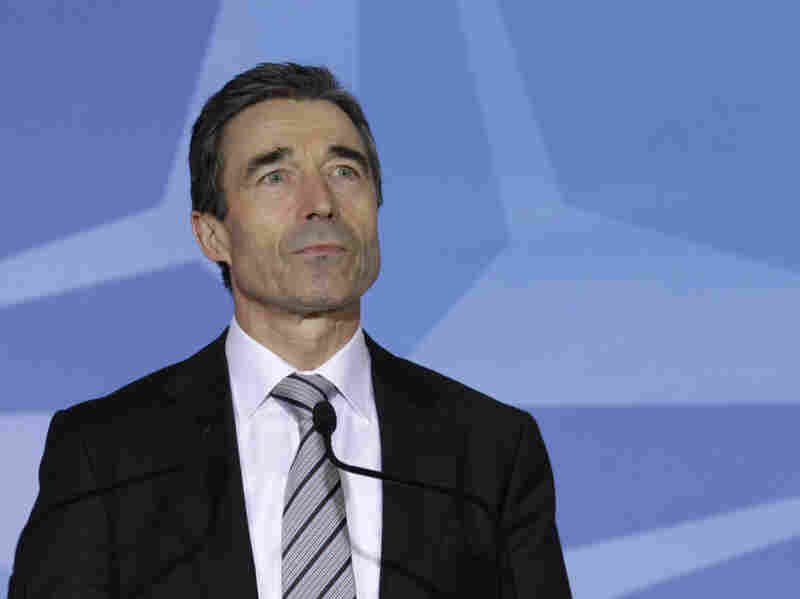 NATO Secretary-General Anders Fogh Rasmussen announced Thursday that the alliance is taking control of the military operation to enforce the no-fly zone over Libya.