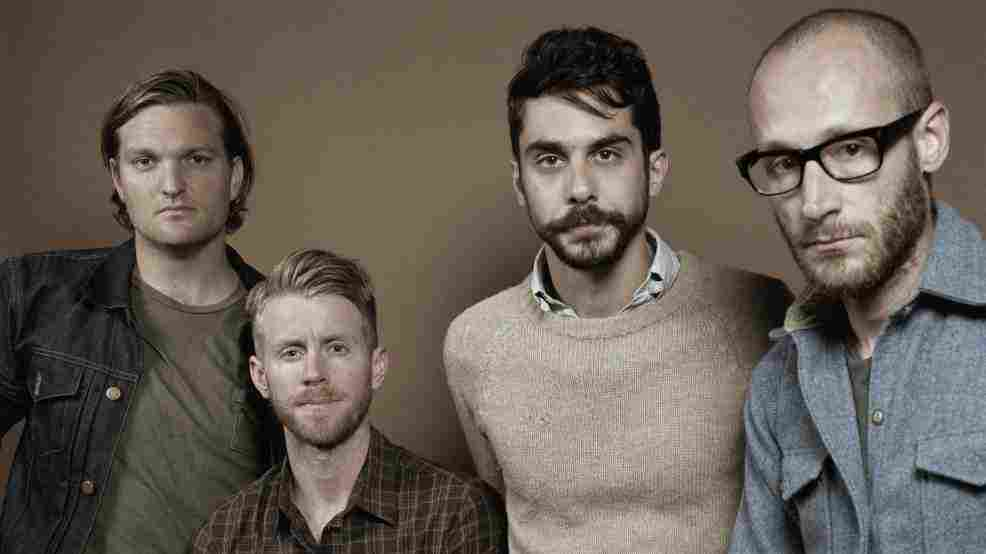 Cold War Kids will perform from the World Cafe Live stage today at noon ET.