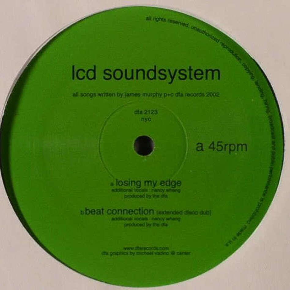 "LCD Soundsystem's ""Losing My Edge"""