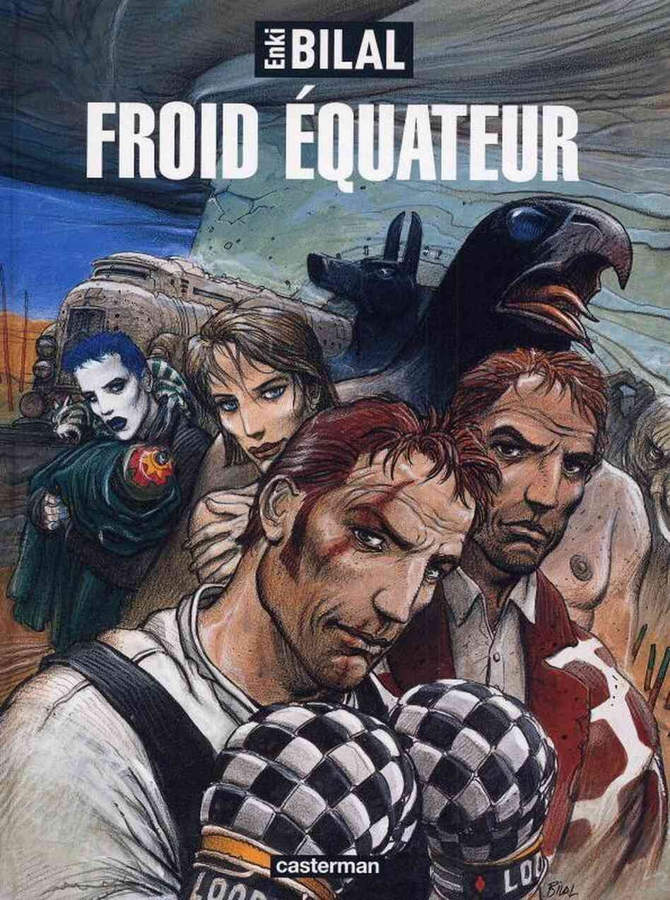 "The ""graphic novel"" that started it all."