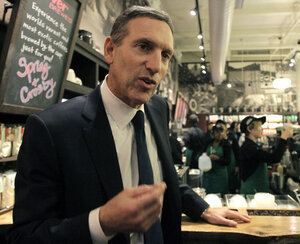 When Howard Schultz returned to Starbucks as its CEO in 2008, he took drastic measures — like temporarily closing stores for retraining, and reinventing the menu — to bring the company back to its core principles.