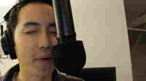 When an Asian-bashing video caused a stir on YouTube, Jimmy Wong responded in song.