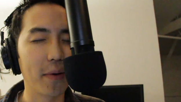 When an Asian-bashing video caused a stir on YouTube, Jimmy Wong responded in song. (YouTube)