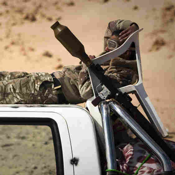 In Libyan Conflict, Is Endgame A Stalemate?