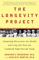 Cover of 'The Longevity Project'