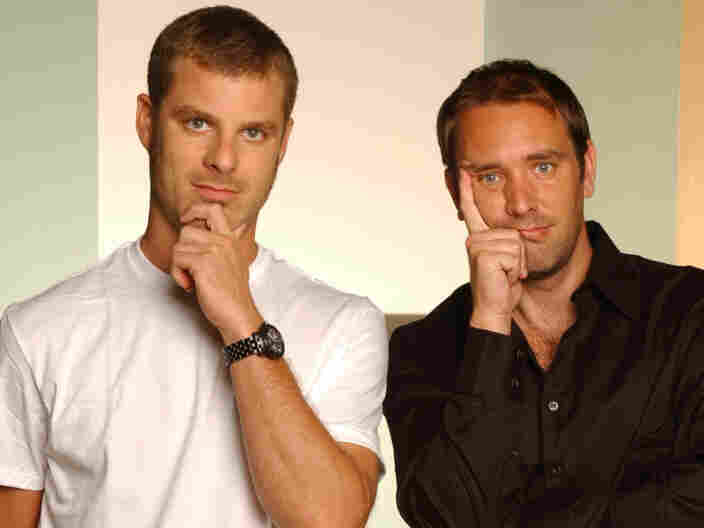 Famous for blending potty humor and cultural satire on South Park, Matt Stone and Trey Parker began working on The Book of Mormon seven years ago.