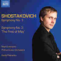Conductor Vasily Petrenko is recording all of the Shostakovich Symphonies for the Naxos label.