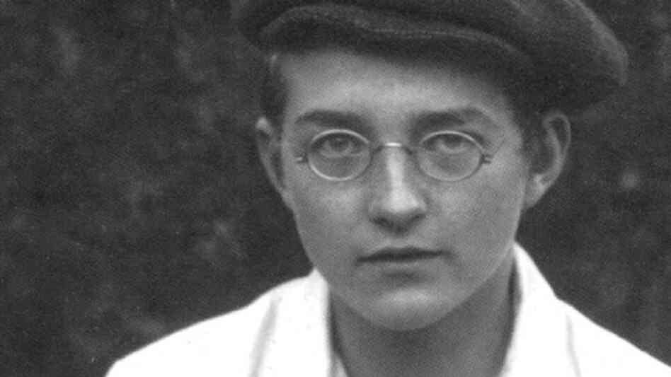 The 18-year-old Shostakovich, photographed June 28, 1925, two days before he completed his Symphony No. 1.