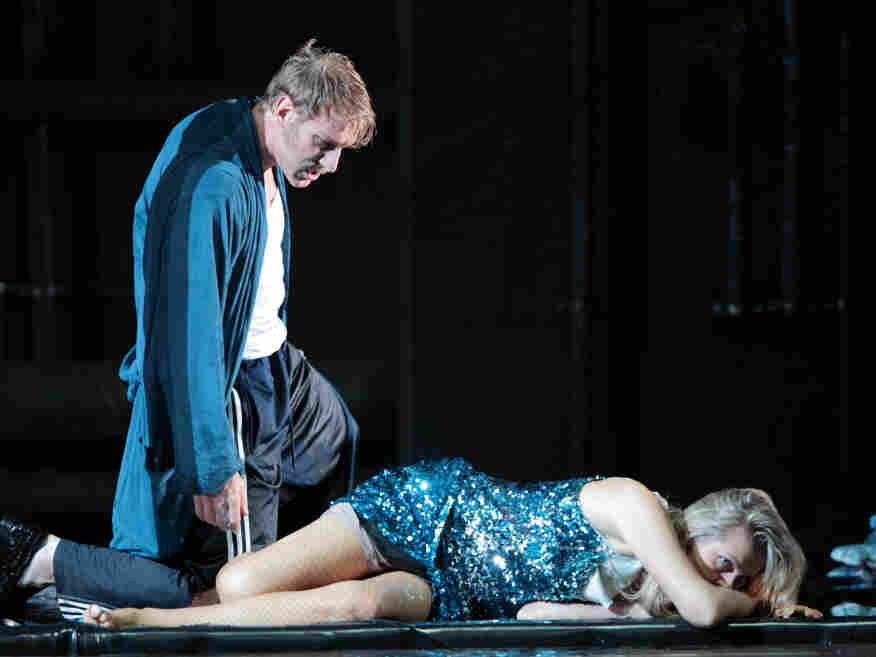 Rusalka (Christine Opolais) gives up her immortality for a chance at love with the prince (Klaus Florian Vogt) — but she's not the only one who has to make the ultimate sacrifice.