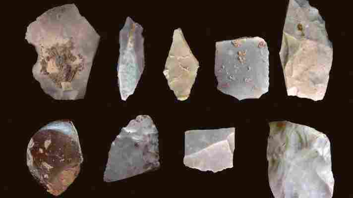 Stone artifacts dating back 15,500 years suggest humans may have arrived 2,000 years earlier than previously thought.