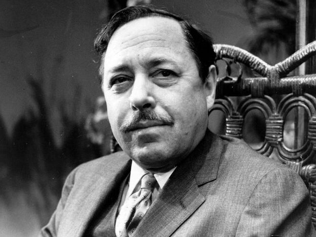 Tennessee Williams, born 100 years ago March 26, changed the course of American theater with titanic, intensely human dramas including <em>The Glass Menagerie</em> and <em>A Streetcar Named Desire.</em>