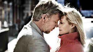 Cultures, Shocks: A doctor (Mikael Persbrandt) struggles to balance work in a developing-world refugee camp with family strife at home in Denmark, while his estranged wife (Trine Dyrholm)