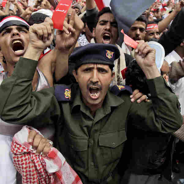 Protests, Violence Spread Across The Arab World