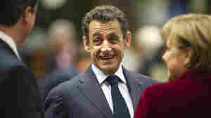 France's Sarkozy Enjoys Burst Of Public Support