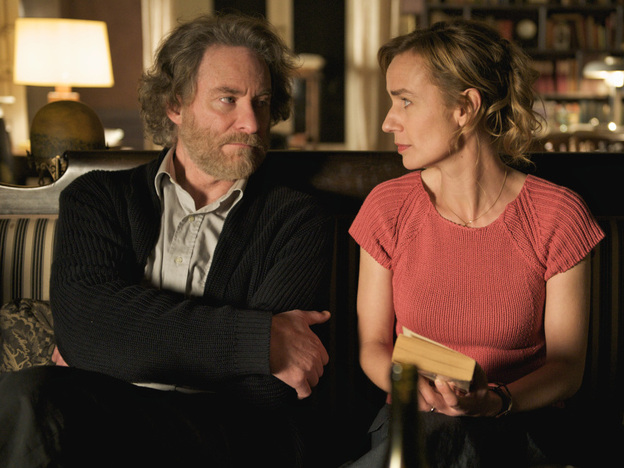 <strong>Your Move:</strong> In his first French-speaking role, Kevin Kline plays a  reclusive American doctor living on the island of Corsica, where he  strikes up an unlikely friendship with his housekeeper (Sandrine Bonnaire) over a game of  chess.<em></em>