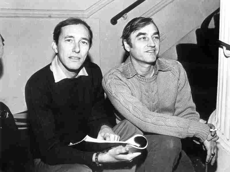 Lanford Wilson's career-long collaboration with director Marshall Mason (left) had a profound effect on American theater.
