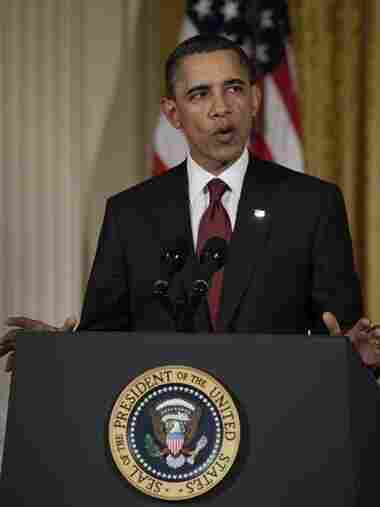 President Obama, March 18, 2011.