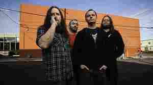 First Listen: Red Fang, 'Murder The Mountains'