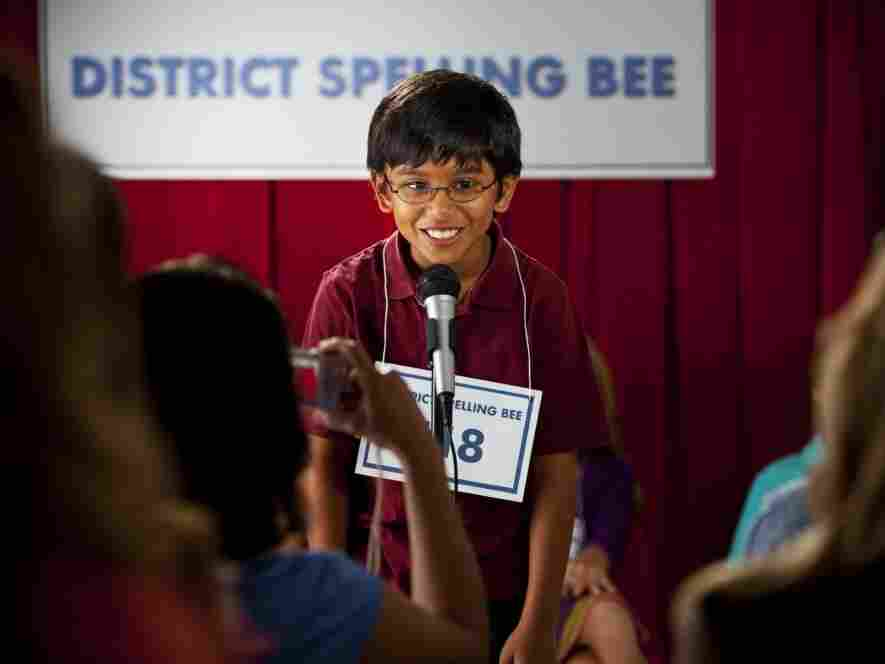Nationally televised spelling bees — quirky, yet intense.