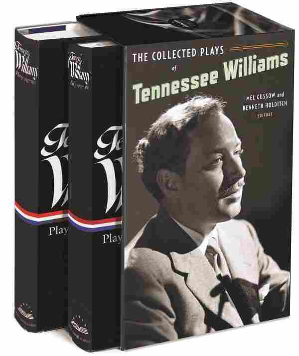 To celebrate his centennial, Library of America released The Collected Plays Of Tennessee Williams, a two-volume set of 32 works from across his 50-year career.