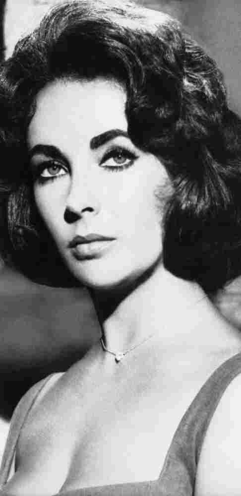 Iconic screen legend Elizabeth Taylor, pictured in 1961, died on Wednesday. She was 79.