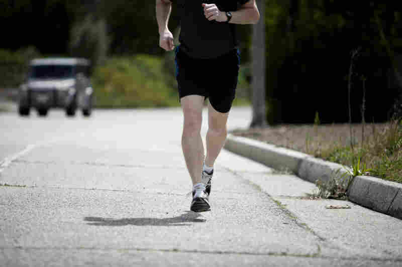 Long-term studies show that running doesn't appear to damage knees. But researchers caution that if you've had knee surgery or if you're more than 20 pounds overweight, you shouldn't jump right into an intensive running routine.