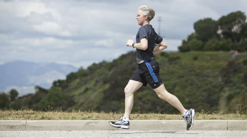 Put Those Shoes On: Running Won't Kill Your Knees : NPR