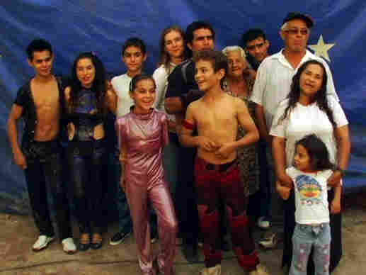 The Ponce family's traveling circus has toured Mexico for more than 100 years but begins to fracture as financial burdens mount.