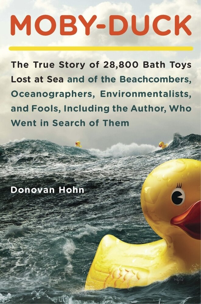 Moby Duck When 28800 Bath Toys Are Lost At Sea Npr