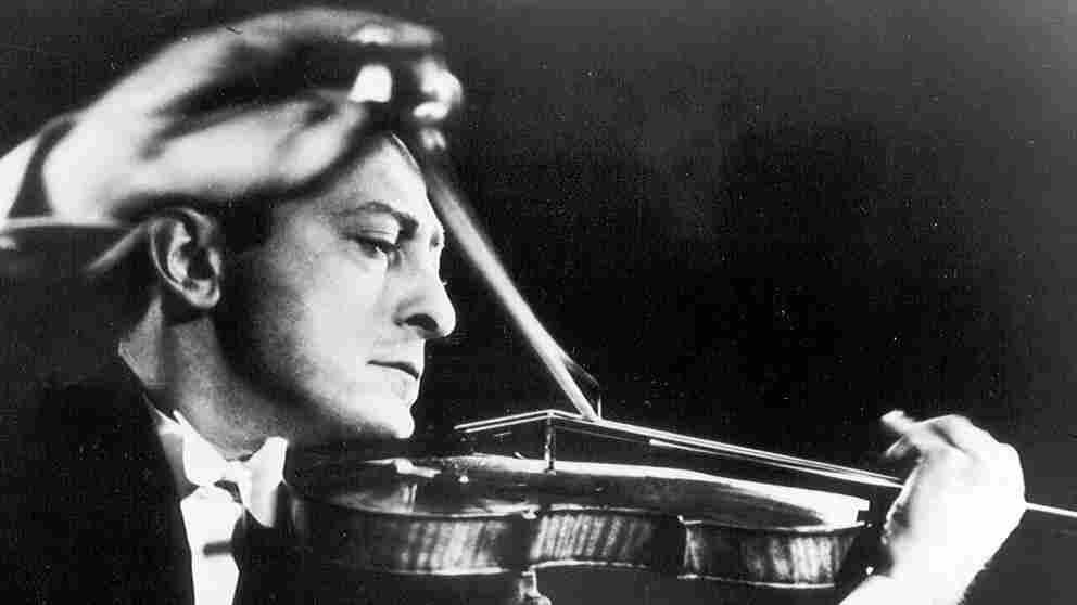 Jascha Heifetz set new precision standards for the classical violin.