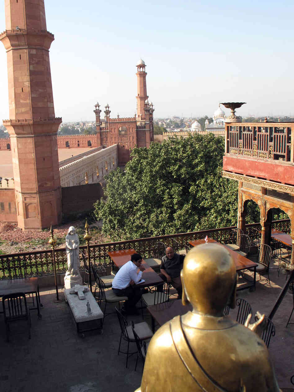 In lahore pakistanis welcome spring npr for The terrace top date
