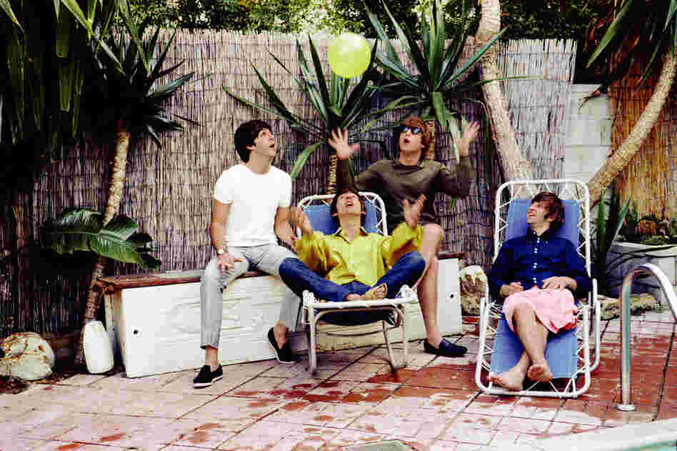 After Vancouver, The Beatles flew to Los Angeles for a few days of rest. Afraid of being overrun by manic fans, the Ambassador Hotel canceled their reservation, but British actor Reginald Owen offered them use of his Bel Air mansion for $1,000.