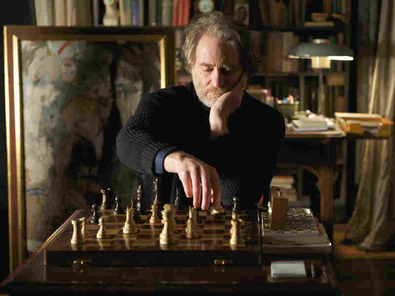 Kroeger-Town: Kevin Kline is the curmudgeonly employer who encourages Helene's interest in the game of kings.