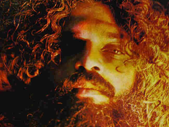 Lula Cortes, from the cover of his album Rosa De Sangue.