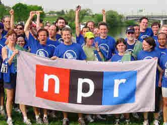 NPR's 2007 Capital Challenge Team Members