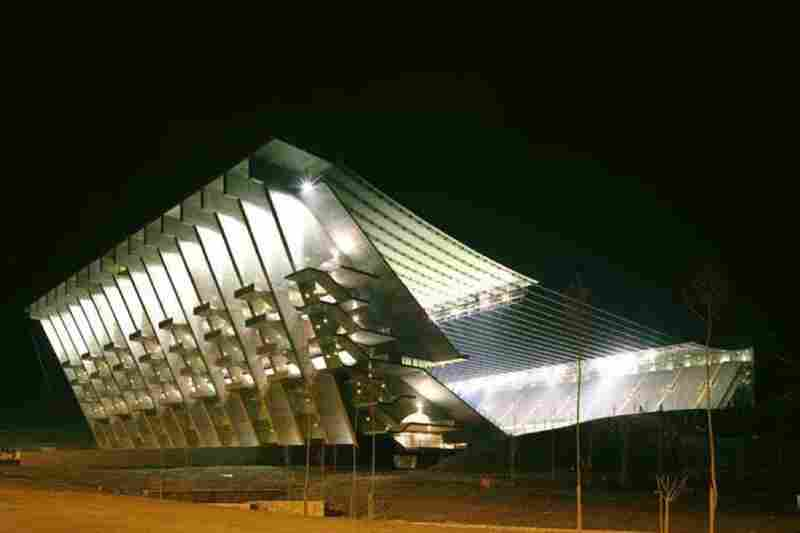 Braga Stadium in Braga, Portugal