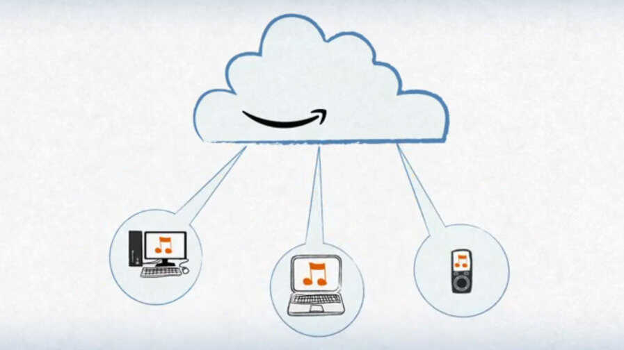Amazon's new service allows users to store music online and access it from any device.