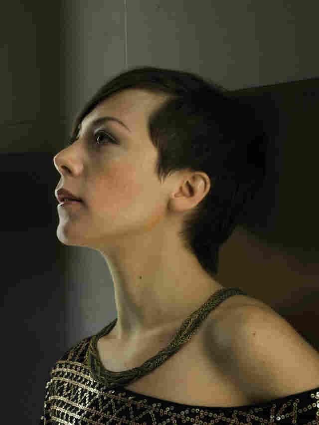 Gretchen Parlato's new album is The Lost and Found.