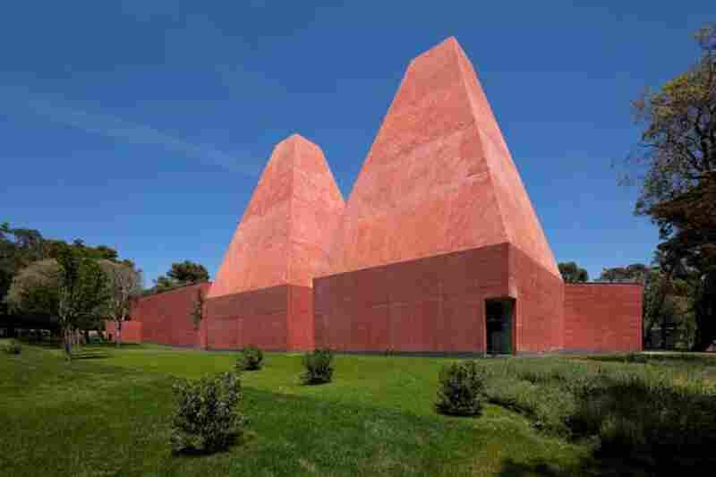 Paula Rego Museum, Cascais, Portugal