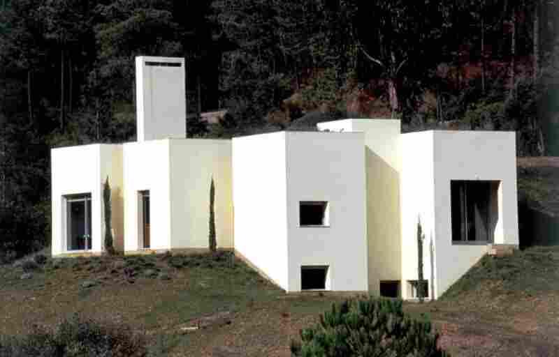 House in Serra da Arrabida, Portugal
