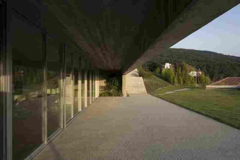 """""""Casa das Artes,"""" S.E.C. Cultural Center, Porto"""