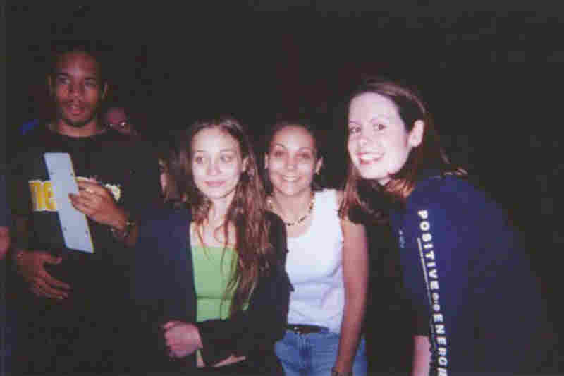 """I met Fiona Apple on April 20, 2000, in Atlanta. Best. Day. Ever."""