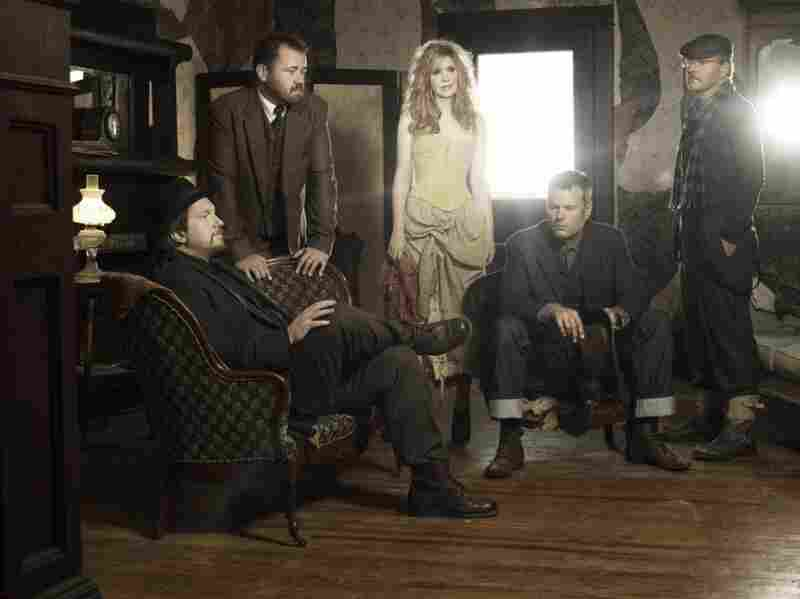Alison Krauss and Union Station's new album is titled Paper Airplane.